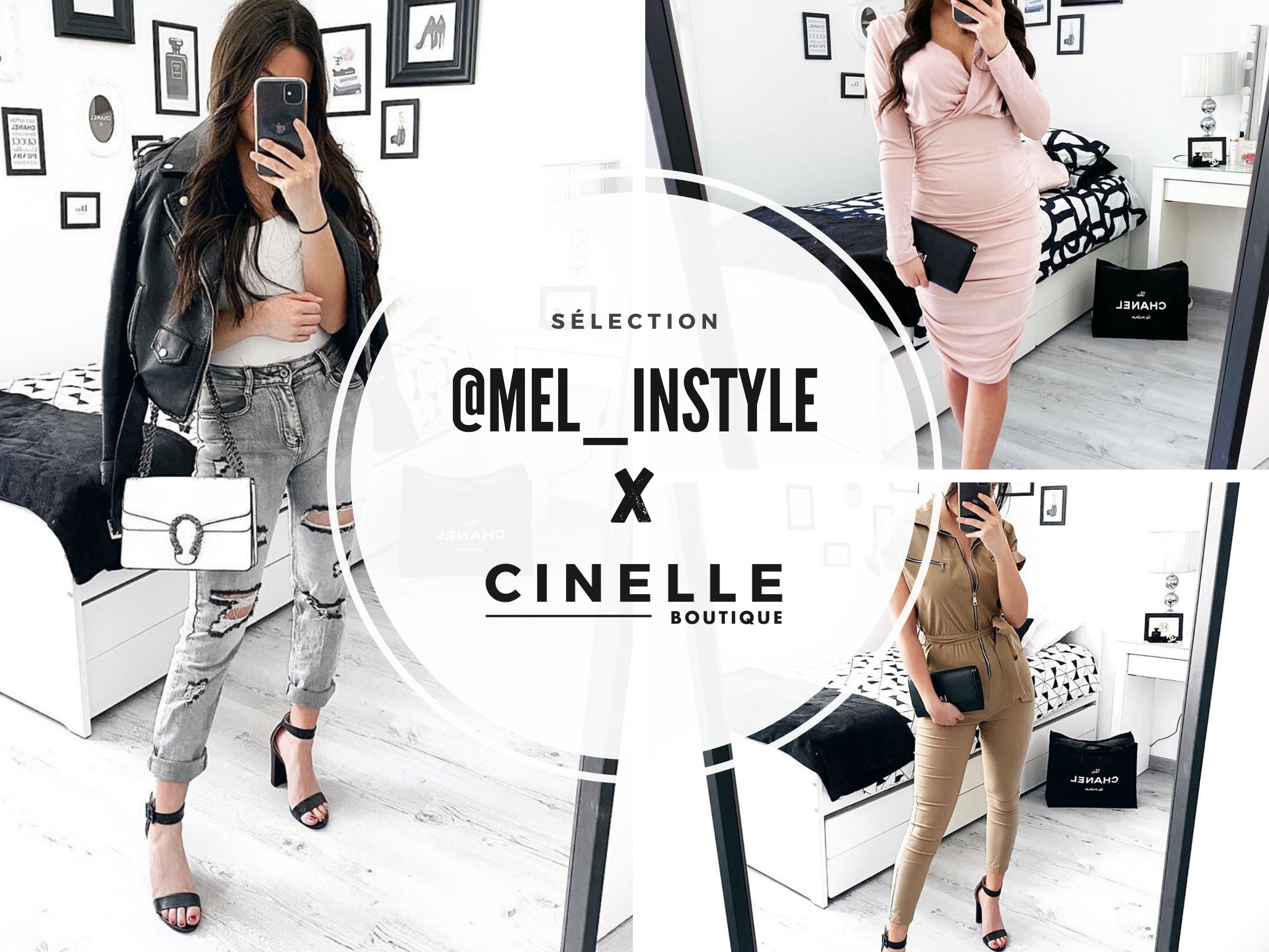 Looks Mel_instyle x Cinelle